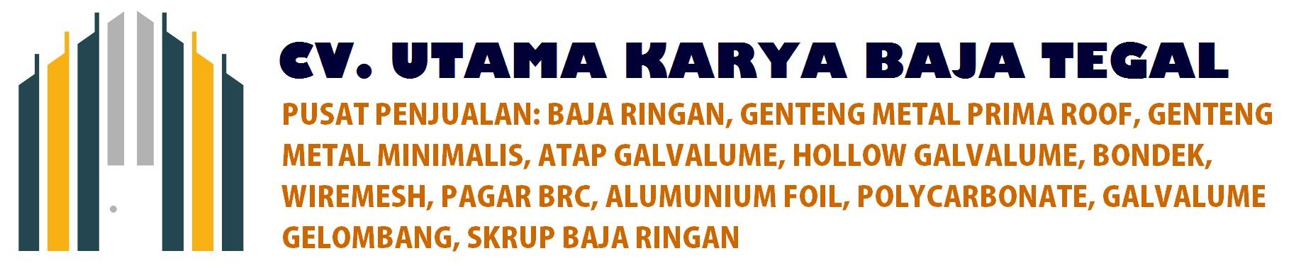 CV. Utama Karya Baja
